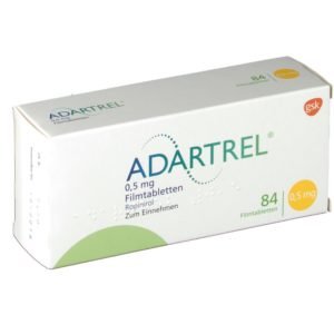 Adartrel 0.5mg