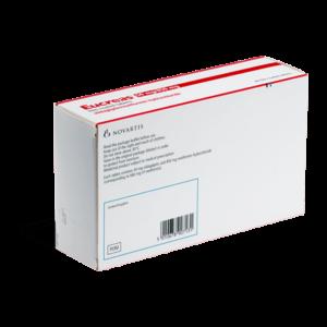 Eucreas 850 mg achterkant verpakking
