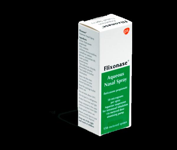 Flixonase Nasal Spray 50 mcg voorkant