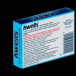 Kwells Hyoscine Hydrobromide
